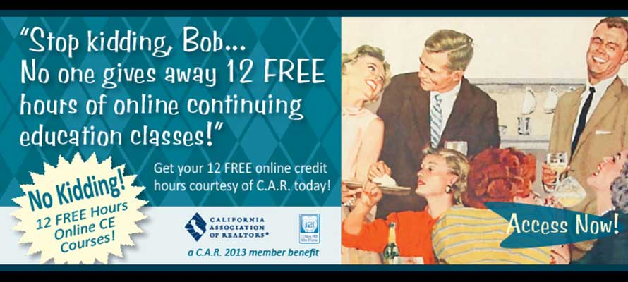 12 Free CE Credits