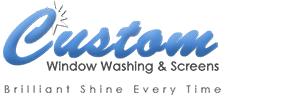 Custom Window Washing & Screens