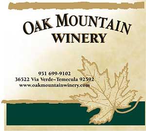 Oak Mountain Winery