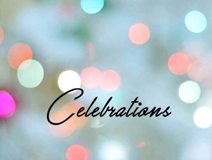 Celebrations Image