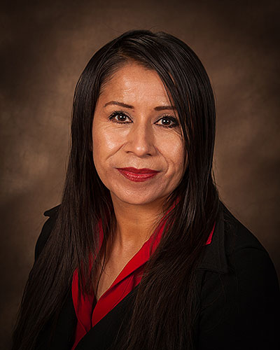 Amanda Gutierrez, Key/Lockbox Administrator