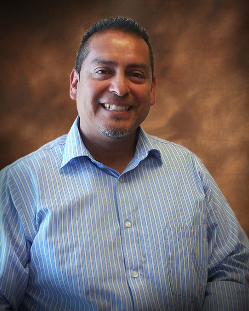 Gilbert Rodriguez, Member Services