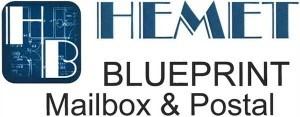 Hemet Blueprint Mailbox & Postal