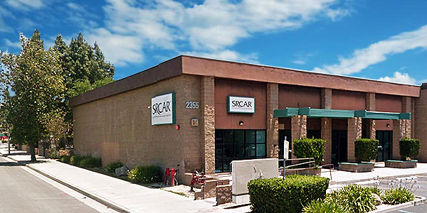 Photo of the SRCAR Hemet Office Building