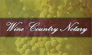 Wine Country Notary