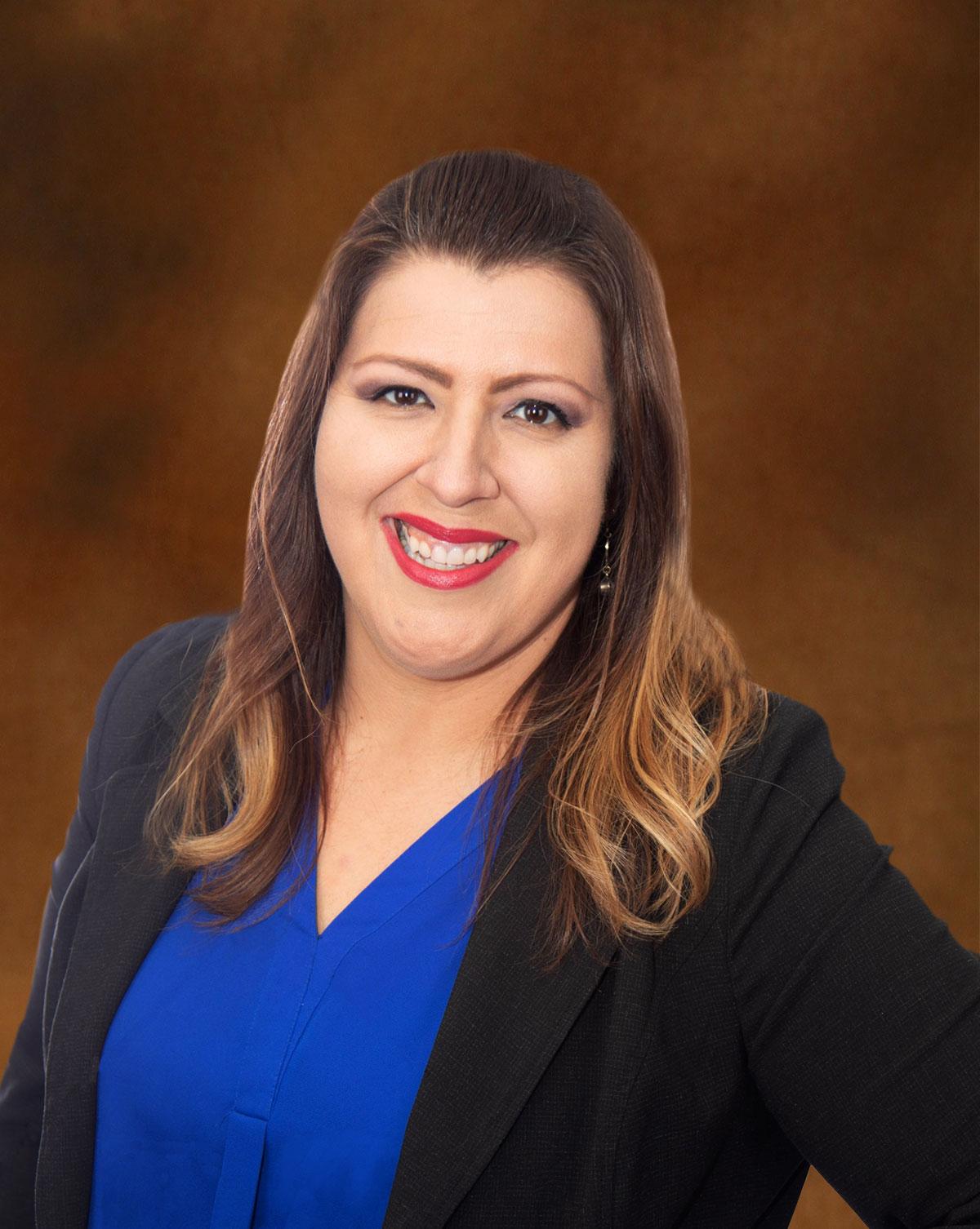 Wendy Gutierrez, Marketing Administrator